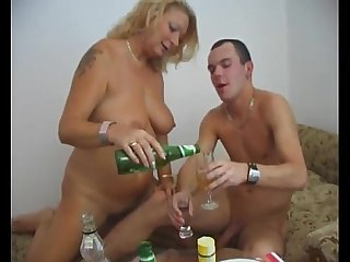 Older woman worships his cock julia reaves