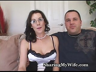 Sexy wife S fuck therapy