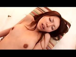 Cute girl getting her pussy fucked from behind in the kitchen creampie