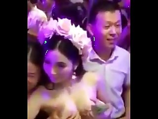Disgusting for brides in China
