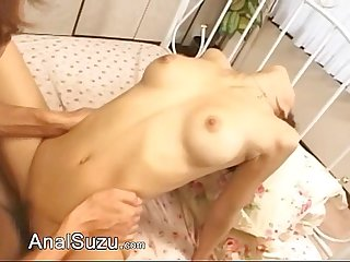 Real whore anal sex from japan asian