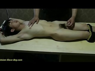 Cute straight boy bdsm series
