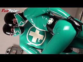 FUN MOVIES German Pissing Latex Lesbians