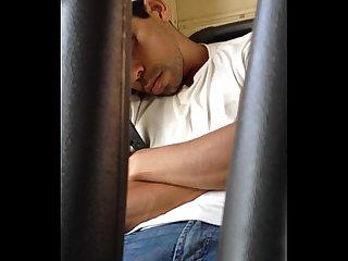 Otro bulto en el tren