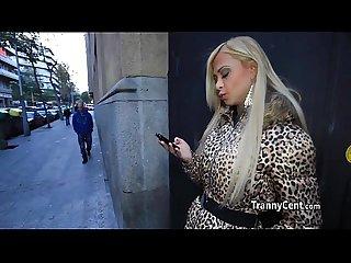 Massive tits tranny banging hard