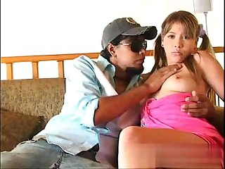 Bree colombiana teen