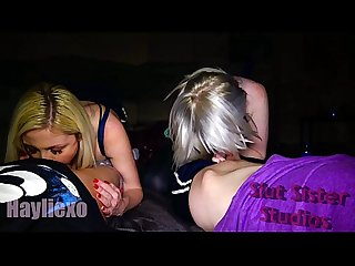 Truth or dare double dare lpar Fucking 2 teen blondes rpar