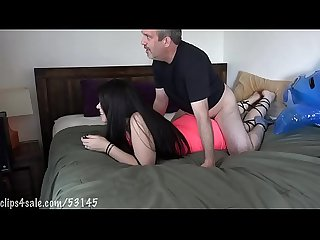 Gamer Girl Filled and Busted in