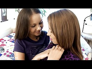 Sensual lesbian scene with Dulce and Malin by Sapphic Erotica