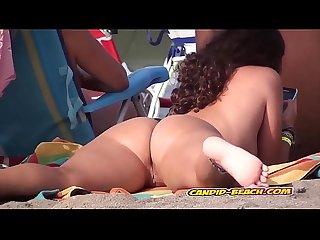 Voyeur Beach Nudist Milfs Hidden Spy Camera 9