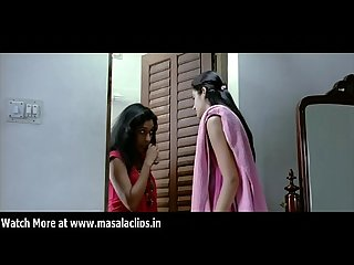 Richa panai hot topless boobs show scene