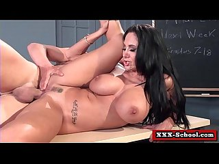 Teachers and schoolgirls fucked at school 04