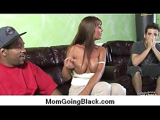 Horny mom getting fucked by big cock black guy 20
