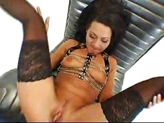 Sandra romain and lexington steele pov video