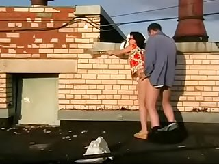 Old couples fucking on rooftop indiansexmms co