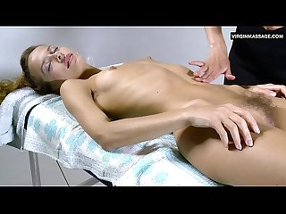 Lika Volosatik sexy hairy massage