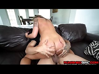 Layla london want it rough and hard