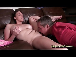 Ms paris and her taboo tales daddy daughter