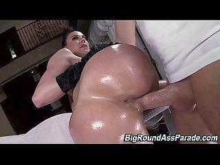 Big assed skank fucked