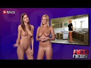 Zuzana drabinova naked news