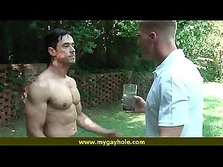 Ripped muscle studs in Hot flip fuck 31