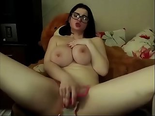 Young Cam Girl With Big Natural Tits Part 2