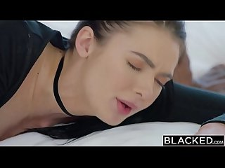 Blacked marley brinx first bbc in her ass
