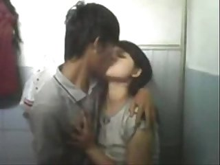 Cute girl fucked by her boyfriend