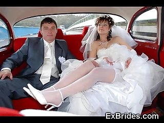 Real slutty ex brides