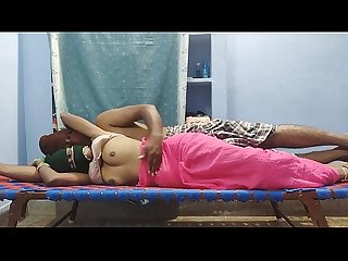 horny Newly Married indian Couple doing beautiful fucking pussy licking cock sucking nicE HARD..