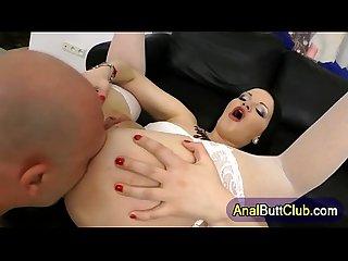 Sluts gaping booty fucked