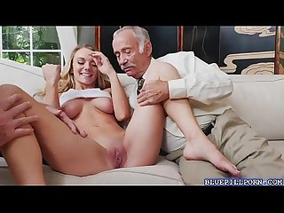 Sweet babe Molly Mae getting banged by hard dick