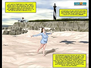 3d comic tales of the duenna 1 3