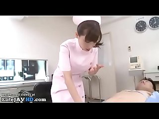 Japanese hairy nurse fucks her patient more at elitejavhd com