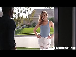 Jillian Janson Boldly Has First Huge Dong