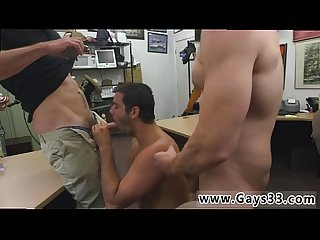 Nude hunks with cum filed ass gay Straight guy goes gay for cash he