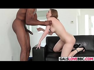 Big Dark Wiener Anal For Teen Harley Jade