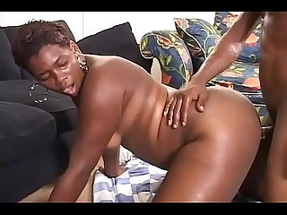 Chunky black asses for hard black cock vol 8