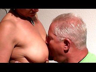 Altes ehepaar lsst sich beim ficken filmen