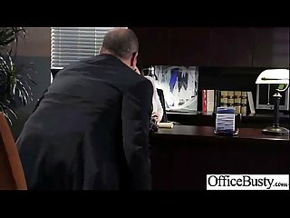 (jayden jaymes) Big Boobs Girl Enjoy hard Style Sex In Office clip-17