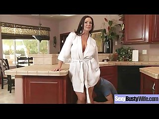Sexy busty wife kendra lust love hard style sex action mov 19