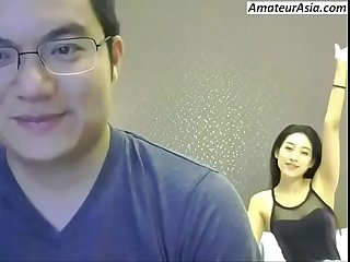 Chinese couple webcam fuck together you will hard-Free sign up at AmateurAsia.com