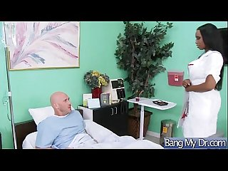 Superb Horny Patient (codi bryant) Get Sex Treat From Doctor video-10