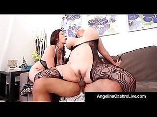 Cuban bbw angelina castro king noir make sara jay submit excl