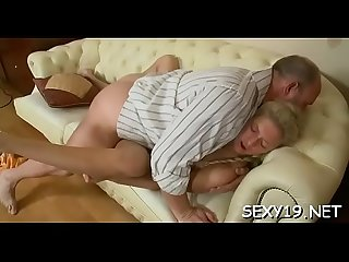 Steamy sexy kitchen fucking