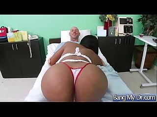 Hard Sex In Doctor Office With Horny Patient (codi bryant) vid-08