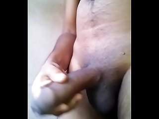 Desi young handsome guy fucking