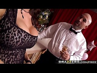 Brazzers - Milfs Like it Big - Sometimes I Fuck Anything scene starring Ariella Ferrera and Xander C