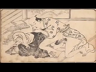 Antique girls bbc shunga art history japanese paintings and prints documentary 2016