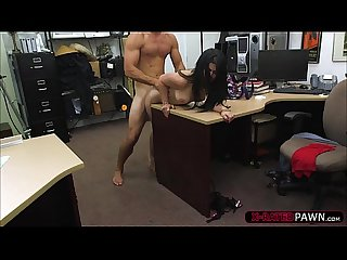 Hotgirl pawns tv gets fucked by manager